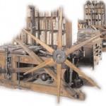 Presse de lithographie