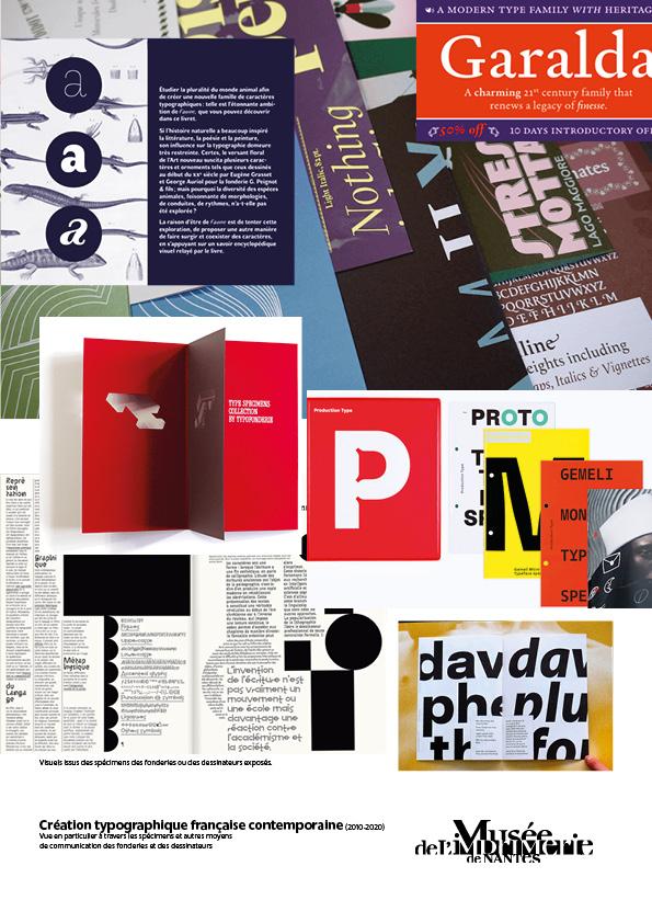 musee imp nantes creation typographique francaise contemp